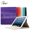 H&H best quality flip leather cover case for ipad 2 3 4 mini 2 manufacture from China