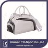 2014 fashion luxury genuine leather golf boston bag