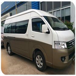 Foton Minibus/Micro Bus/Mini Van (2-16 seats) LHD