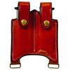 Dual Clip Pouch for Gun Holster, Pistol Holster, Revolver Holster