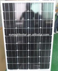 china bosch cells solar panel price 50w mono