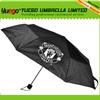 2015 uv protect 3 fold cheap promotion umbrella for logo
