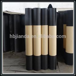 Construction asphalt felt paper bitumen roll building and roofing materials