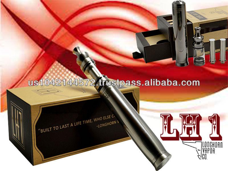 New E-cig e pen vaporizer ego mod by Longhorn Vapor Texas USA! Top Design! Sleek Finishing!