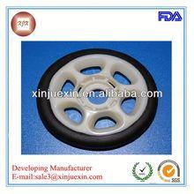 High quality nylon PU toy car wheel rubber