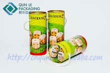 Supply Luxury Round Gift Box Packaging in Zhejiang