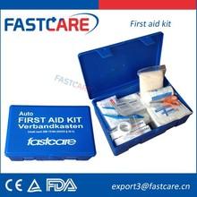 Din 13164 Auto Car First Aid Kit With CE FDA ISO