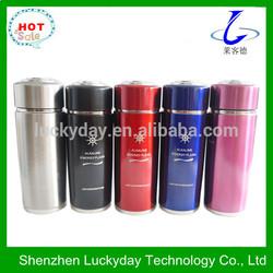 Top quality popular titanium nano energy alkaline water bottle
