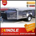 aluminum campler trailer toolbox