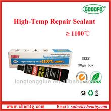 Fireplace adhesive Sealer