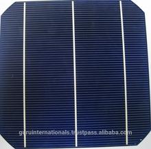 Mono Crystalline Solar Cells - A Grade