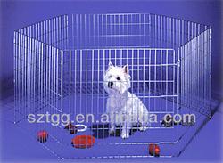 6 Panel Wire Puppy Pen ,Pet Play Pen Pet Exercise PenSPP04
