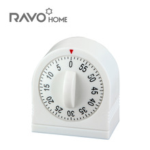 round shape ABS kitchen timer