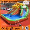 Best Selling Cute popular Inflatable Bouncy Castle With Water Slide