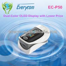 Colorful OLED Digital Portable Fingertip Pulse Oximeter