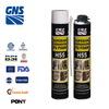 Mousse polyurethane rubber insulation foam spray