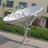 2.4m c band linear uplink antenna