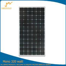 320w monocrystalline Silicon Solar Cell Price