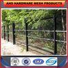 AHS 935 ISO9001 AHS 2014 High quality aluminum garden fence
