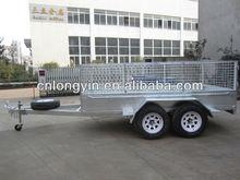 8x5 tandem trailer