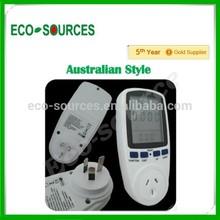 kill a watt meter power analyzer watt meter socket AU Style
