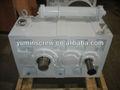 pvc parafuso gêmea extrusora de caixas de velocidade