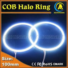 DC/AC 10~30V 100mm Car COB Led Angel Eyes Halo Ring Light