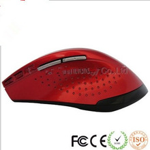 Newest Design Non-slip eco-friendly ABS Many shortcuts 2.4g wireless optical mouse
