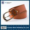 Productos modificados para requisitos particulares mujeres wide cinturones corsé de cuero para jean