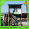 2014 Environmental protection biomass gasifier for electricity generation