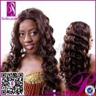 China Supplier Silk Top Brazilian Human Hair Full Lace Wig
