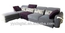 Demni High Quality Modern Comfort Fabric Sofa / Elegant Sofa