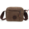 2014 guangzhou factory simple style canvas bag shoulder bag for men