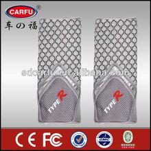grey fiber hand brake cover