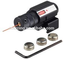 Tactical Scope,Red Dot Mini Laser Sight for gun,Laser rifle scope for Pistol Handgun Airsoft 20-22mm Rail