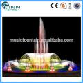 Parc aquatique musique, fontaine. dessin de conception