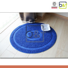 Animal used fashion accessories plastic anti slip dog pee mat