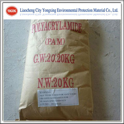 Flocculant Polyacrylamide cationic or anionic PAM chemicals