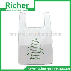 custom printed t shirt plastic bags wholesale