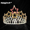 wholesale rhinestone pageant tiaras and crowns