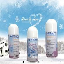 250ml Simulation snow spray aerosol snow spray