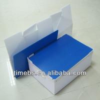 Pp corrugated folding plastic case for sale