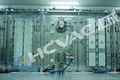 Miroir en aluminium de la chine machine sous vide pvd( hcvac)/miroir en aluminium métallisation équipements plant métallisation