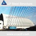 prefabbricati strutturali telaio in acciaio costruzione di magazzino monolitico cupola di costruzione