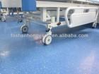 Hospital grade vinyl flooring