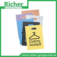 Wholesale HDPE/LDPE Plastic Packaging Bag for Garment