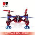 Juguetes del WL V252 2.4 G 4ch 6 Axis gyro 3D fácil de volar helicóptero de control remoto ovni chatarra aviones
