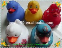 OEM floating rubber duck/bath duck/PVC duck