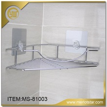 China best bathroom fittings names with chrome metal bathroom stuff store shelves
