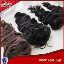 Wholesale Top Quality 100% Brazilian Virgin Human Cheap Lace Front Wig